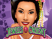 Играть в Jewels Of The Orient на сайте клуба